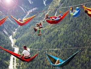 no hammocks in my startup