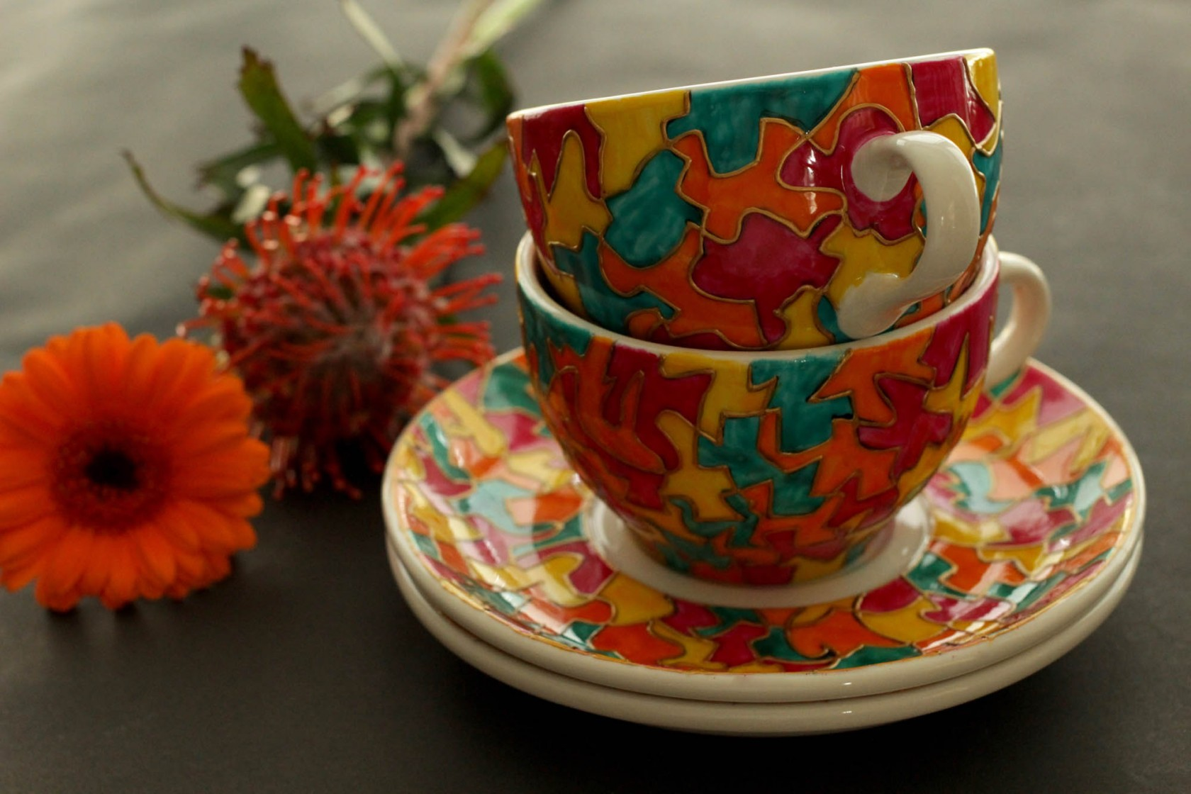 Elmer Cup and Saucer
