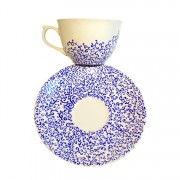 Blue Ivy Cup and Saucer -1