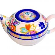 Osaka Teapot left side