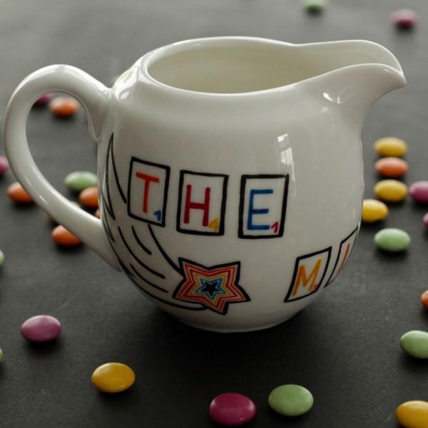 scrabble love milk jug 1