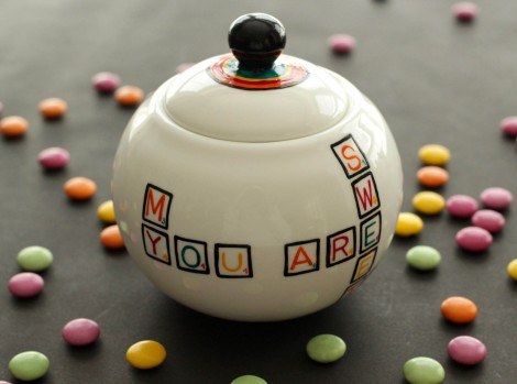 scrabble love sugar pot 2